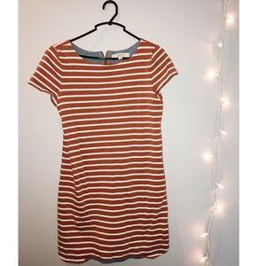 Striped Loft Dress